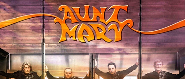 aunt mary slide - Aunt Mary - New Dawn (Album Review)