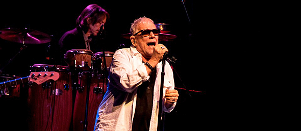 eric burdon for slide - Eric Burdon & The Animals Invade The Paramount Huntington, NY 2-6-16 w/ Randy Jackson