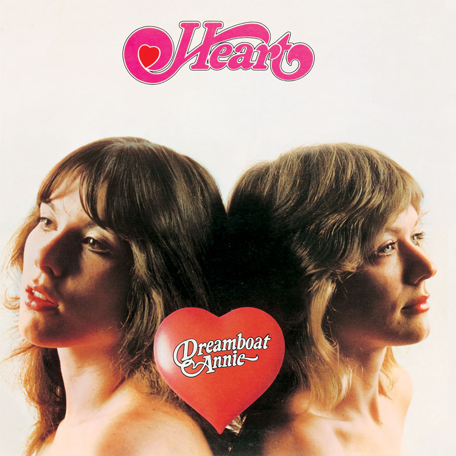 heart dreamboat cover - Heart's Dreamboat Annie A Milestone 40 Years Later