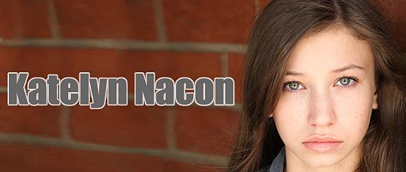 katelyn edited slide - Interview - Katelyn Nacon of The Walking Dead