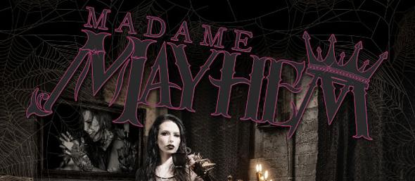madame slide - Madame Mayhem - Now You Know (Album Review)