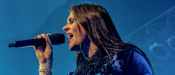 nightwish slide - Nightwish Sell Out The Webster Theater Hartford, CT 2-20-16 w/ Sonata Arctica & Delain