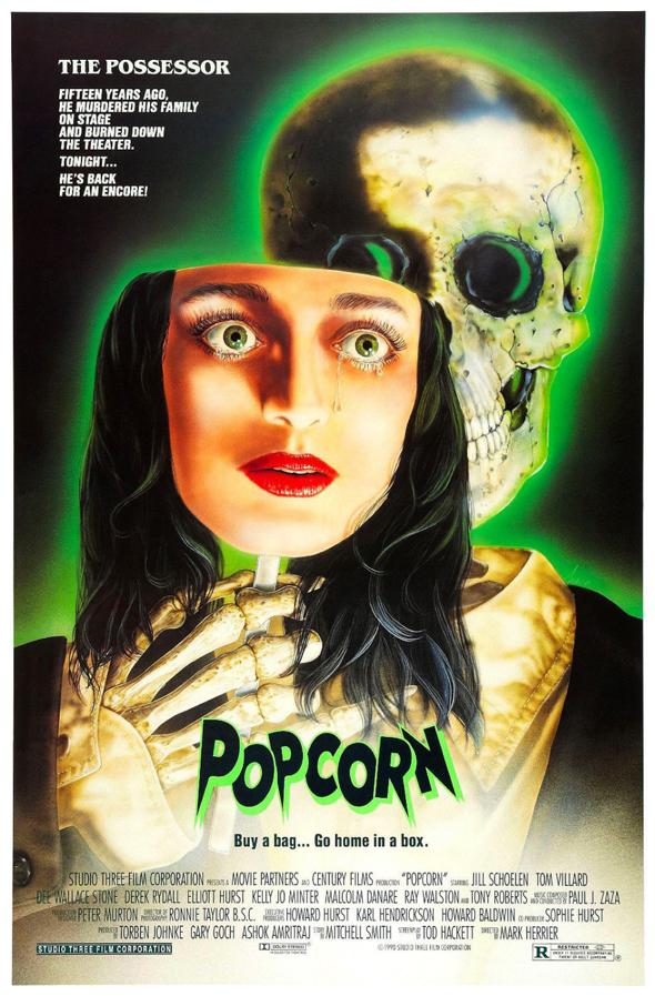popcorn movie poster