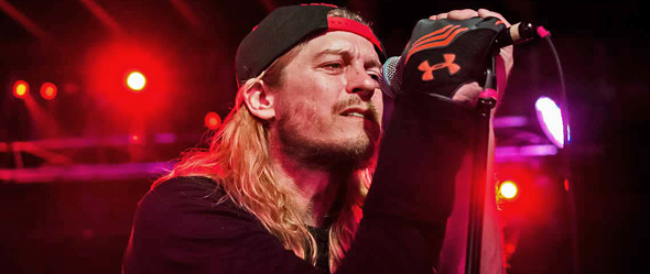 Puddle Of Mudd Deliver At Revolution Music Hall Amityville