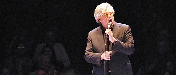 ron white slide - Ron White Takes No Prisoners Visiting NYCB Theatre at Westbury, NY 1-30-16 w/ Josh Blue