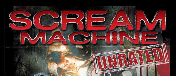 scream machine cover - Scream Machine (Movie Review)