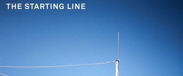 starting line slide - The Starting Line - Anyways (Album Review)