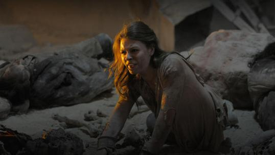 Still from They Found Hell