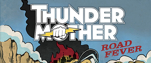 thunder slide - Thundermother - Road Fever (Album Review)