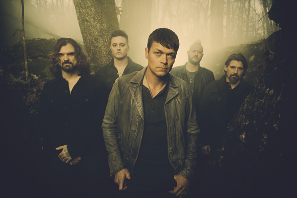 3 Doors Down Press Image