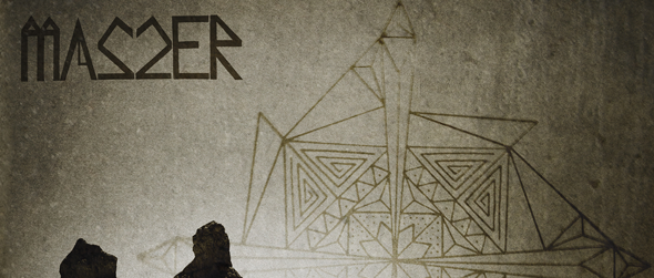 MASZER Cover Front edited 1 - MASZER - DREAMSZ (Album Review)