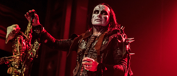 cradle slide - Cradle of Filth Close Out Tour In NYC 3-8-16 w/ Butcher Babies & Ne Obliviscaris