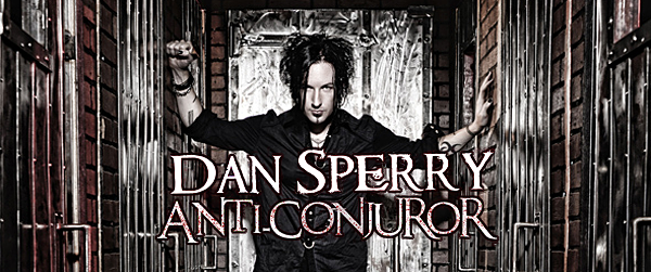 dan sperry slide - Interview - Anti-Conjuror Dan Sperry