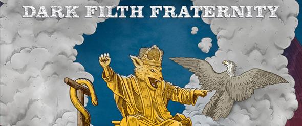 dff slide - Dark Filth Fraternity - Revolution Design (Album Review)
