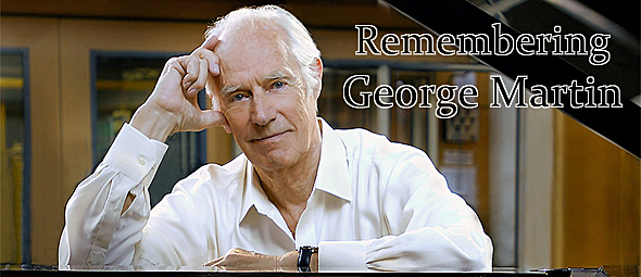 george martin slide 2 - George Martin - The Producer Of A Lifetime