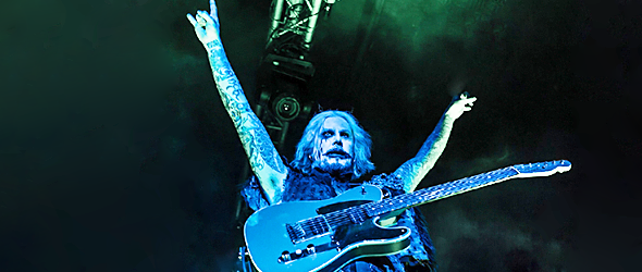 john 5 edited slide 2 - John 5 & The Creatures Haunt Highline Ballroom, NYC 3-16-16