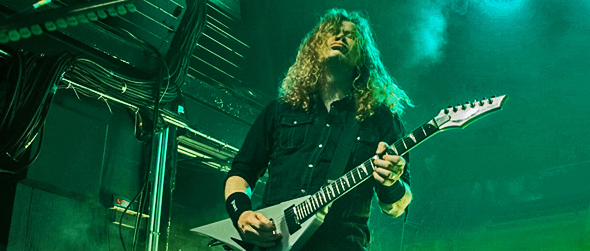 megadeth slide edited 1 - Megadeth Tear Through NYC 3-16-16 w/ Suicidal Tendencies, Children of Bodom, & Havok