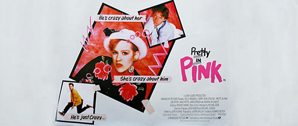 pretty in pink slide - Pretty in Pink - Decade Defining 30 Years Later