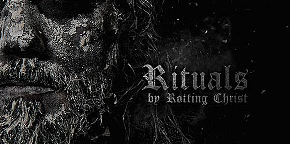rotting album slide - Rotting Christ - Rituals (Album Review)
