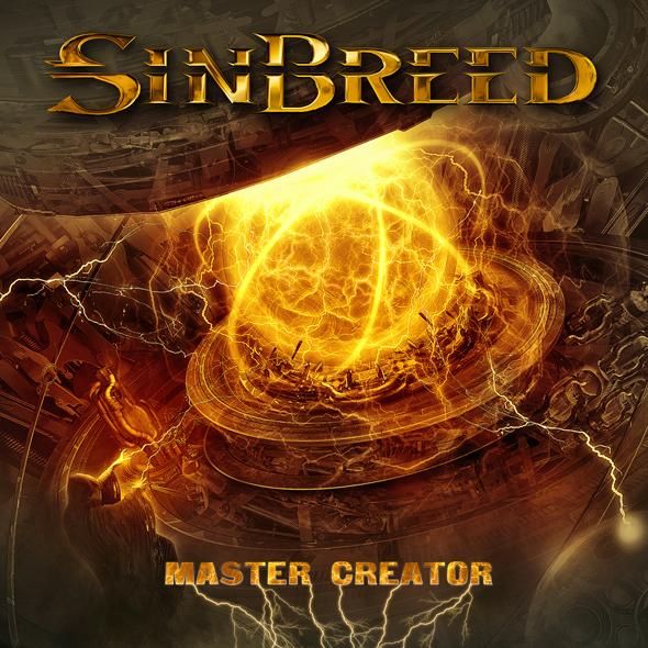 sinbreed album cover