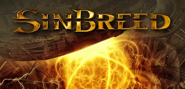 sinbreed album cover edited 1 - Sinbreed - Master Creator (Album Review)