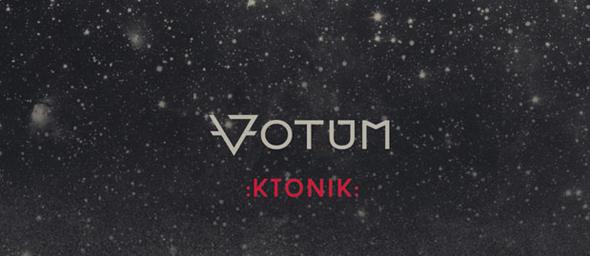 votum ktonik - Votum - :Ktonik: (Album Review)