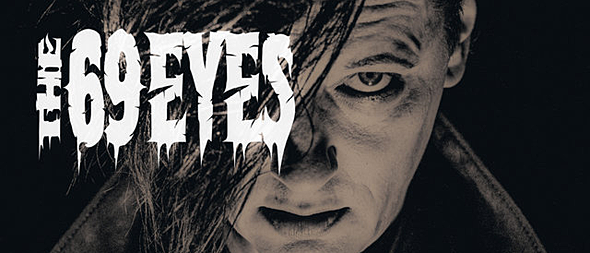 69 eyes monsters - The 69 Eyes - Universal Monsters (Album Review)