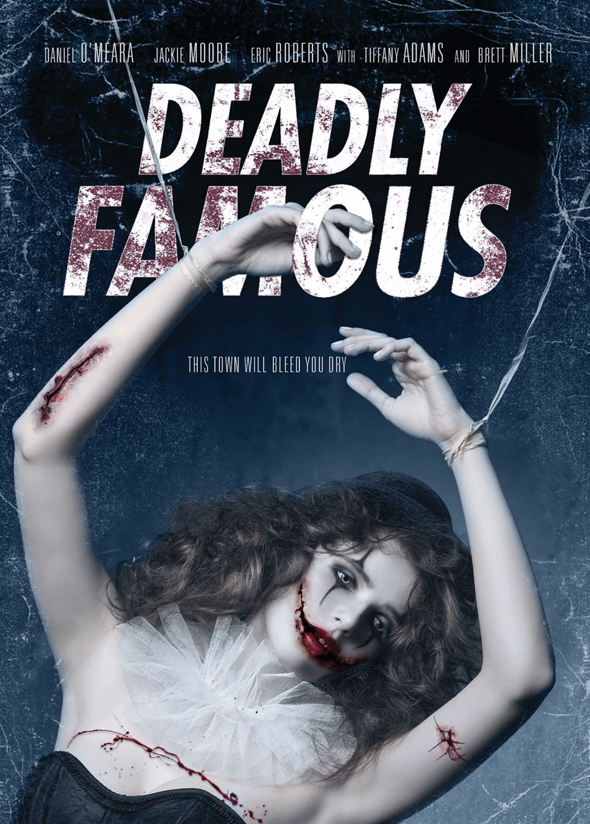 Deadly Famous poster edited 1 - Deadly Famous (Movie Review)