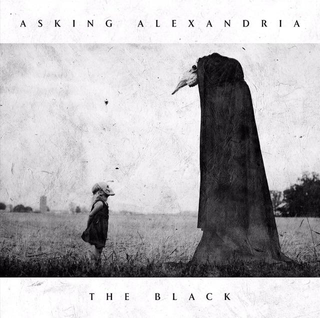 asking black - Asking Alexandria - The Black (Album Review)