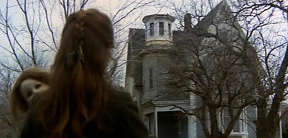 Still from House by The Cemetery