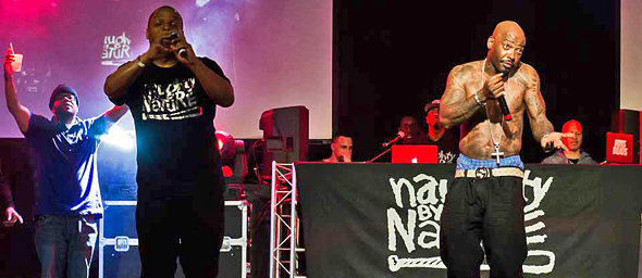 naughty by nature 4 2 16 1 - Naughty By Nature Bring 25 Year Celebration To The Emporium Patchogue, NY 4-2-16
