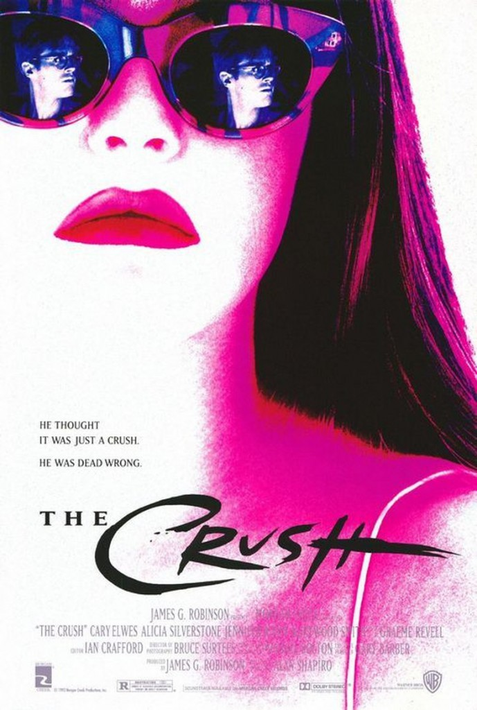 the crush poster1 689x1024 - This Week in Horror Movie History - The Crush (1993)