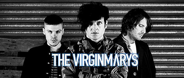 virginmarys slide - Interview - Ally Dickaty of The Virginmarys