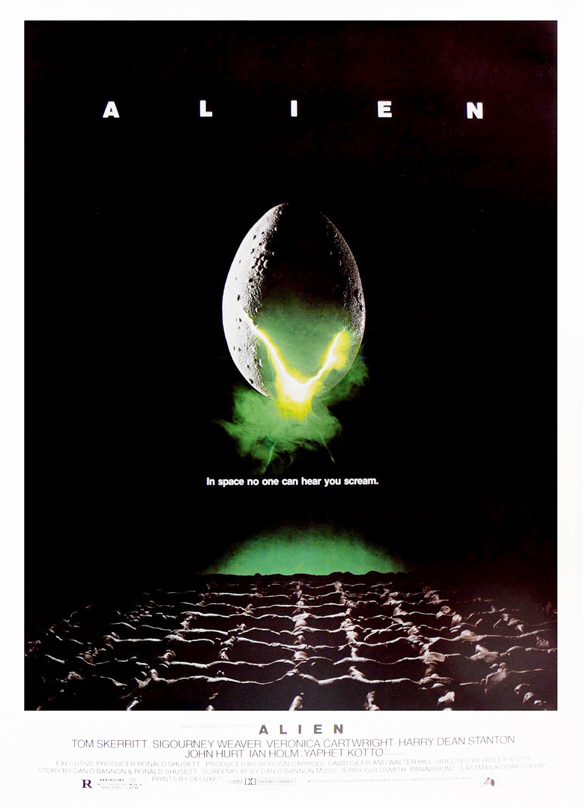 Alien 1979 Original - Interview - Filmmaker Greg McLean