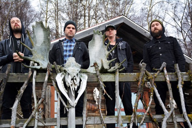 Antithesis rock band