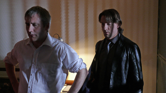 Timelock Movie Still John C Gilmour Alton Milne 2 - TimeLock (Movie Review)