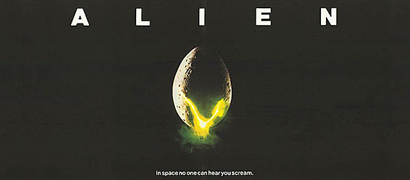 alien big slide - This Week In Horror Movie History - Alien (1979)
