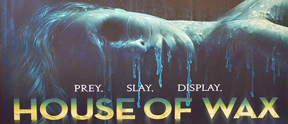 House Quad This Week In Horror Movie History House Of Wax 2005