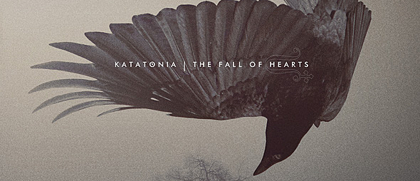katatonia slide - Katatonia - The Fall of Hearts (Album Review)