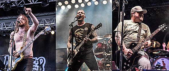 monster black volbeat slide 2 - Volbeat, Black Stone Cherry, & Monster Truck Rock-n-Roll Bliss Phoenix, AZ 4-24-16