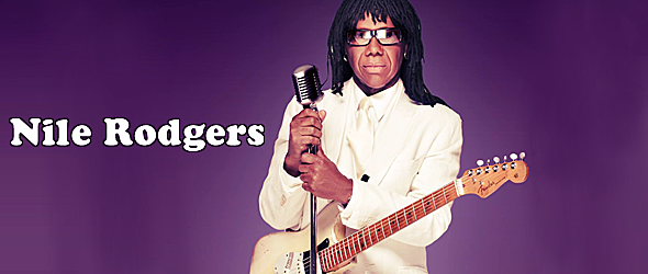 nile rodgers slide - Interview - Nile Rodgers
