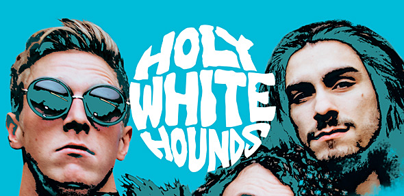 sparkle sparkle slide - Holy White Hounds - Sparkle Sparkle (Album Review)