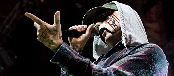 undead slide - Hollywood Undead Excite In Return To The Paramount Huntington, NY 5-18-16
