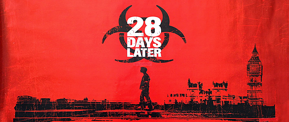28 days big slide - This Week In Horror Movie History - 28 Days Later (2003)