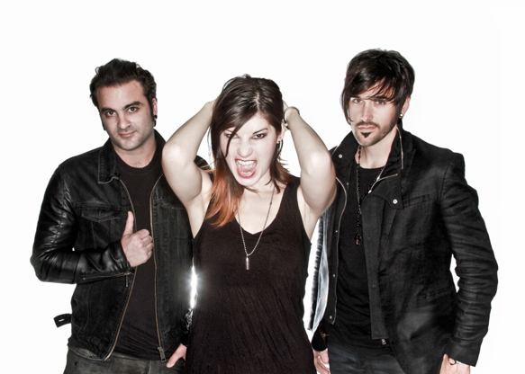 SICK PUPPIES   press shot 9077 MAIN 600dpi pic by Goldy Locks - Sick Puppies - Fury (Album Review)