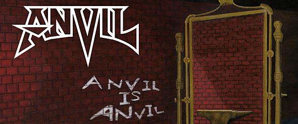 anvil slide - Anvil - Anvil Is Anvil (Album Review)