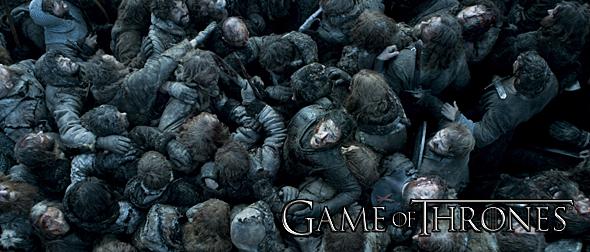 battle game slide - Game of Thrones - Battle of the Bastards (Season 6/ Episode 9 Review)