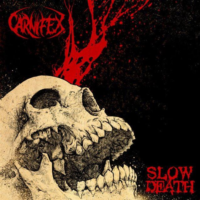 carnifexslowdeathcd - Carnifex - Slow Death (Album Review)