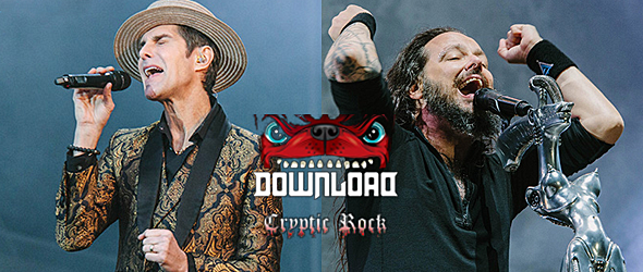 download day 2 slide - Download Festival Day 2 Rocks Paris, France 6-11-16