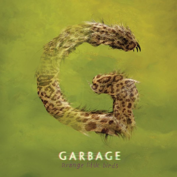 garbage album cover